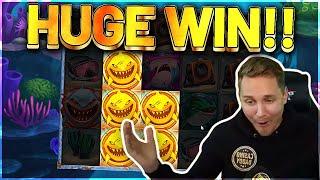 Razor Shark Big win - HUGE WIN  on Casino Games from Casinodaddy LIVE STREAM