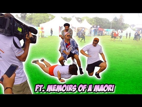 Polyfest 2017 with Benji | behind the scenes collab with Maori TV and memoirs of a maori