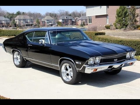 1968 Chevrolet Chevelle SS For Sale - YouTube