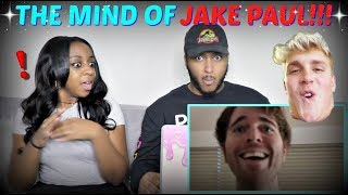 "Shane Dawson ""The Mind of Jake Paul"" REACTION!!!"