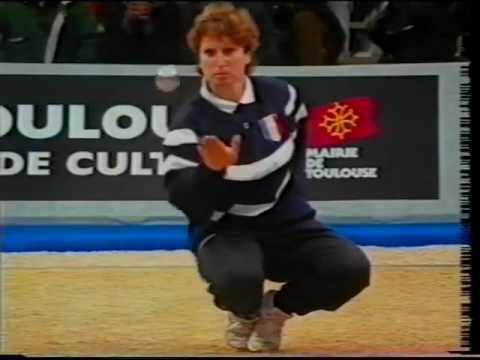 Petanque Trophée Canal 1998