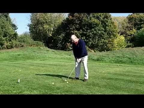 Lift Your Arms for the Perfect Golf Swing