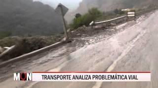 03/08/15 14:37 TRANSPORTE ANALIZA PROBLEMÁTICA VIAL