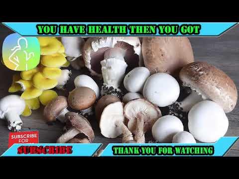 Health Men - Why Button Mushrooms Good for Men  Mushroom Benefits