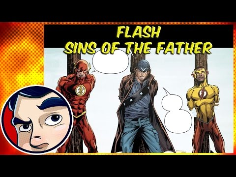 """Flash """"Sins of the Father"""" (Button Prelude) - Rebirth Complete Story"""