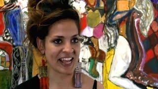 Fairy Tale Of Mona Osman, London's New Furore Artist