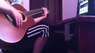 Cơn mưa ngang qua - Guitar cover
