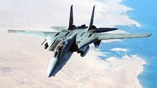 The Grumman F-14 Tomcat