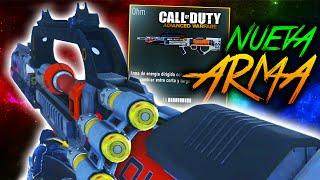 "Advanced Warfare NUEVA ARMA ""Ohm""!! Arma BONUS ""DLC 2 Ascendance"" - COD AW Gameplay"
