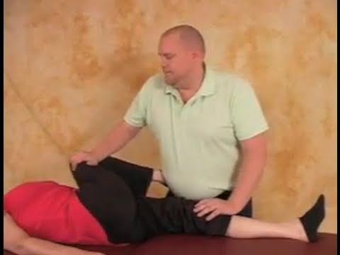 Compression Stretch Massage Techniques (51 Minutes)