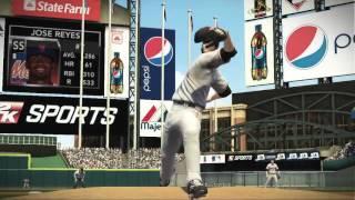 MLB 2K9 - Trailer