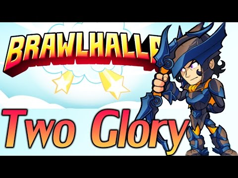 Two Glory! w/ Diana! (Brawlhalla)