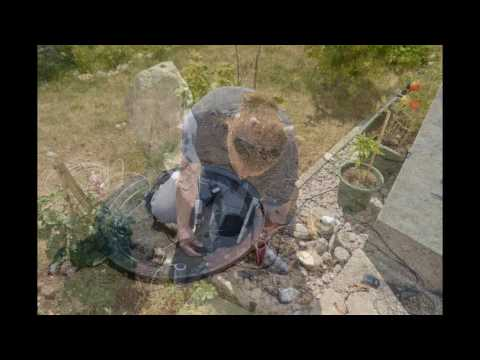 Quellsteinbrunnen selbst bauen