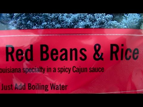 Backpacker's Pantry Louisiana Red Beans & Rice : Full Review