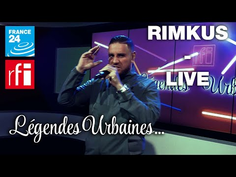 Youtube: Légendes Urbaines: Rimkus – Dans le noir (Live)
