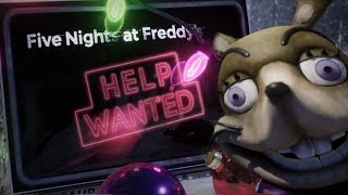 NEW FNAF HELP WANTED CHRISTMAS UPDATE? SPRING BONNIE IS BACK | Five Nights at Freddys VR Help Wanted