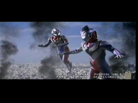 Malaysia - Ultraman Dyna - Dyna Theme
