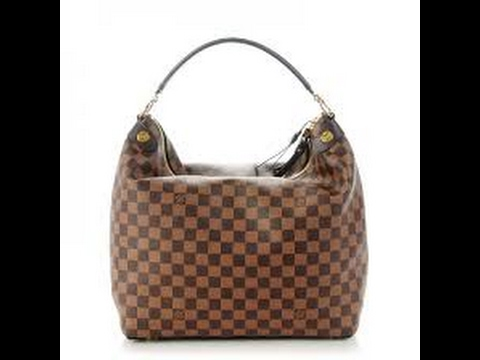 854c66ac1cc LOUIS VUITTON DAMIER EBENE DUOMO HOBO BAG UNBOXING AND DELIGHTFUL MM  COMPARISON - YouTube