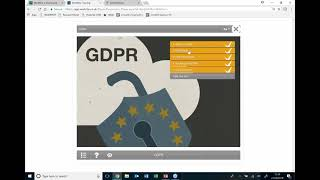 Introducing the new GDPR e-learning course | WorkRite Webinars