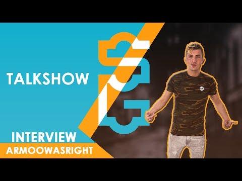 ARMOOWASRIGHT - EEN SUPERGAANDE TALKSHOW AFL. 22