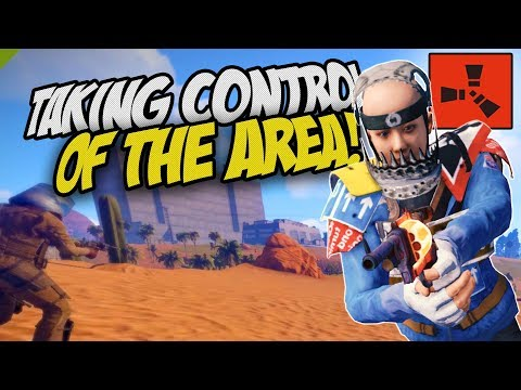 Taking Control of the Neighbourhood! - Rust