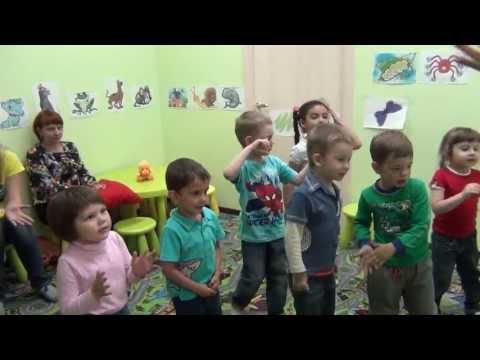Смотреть онлайн занятие Английским с детьми 3-4 года в