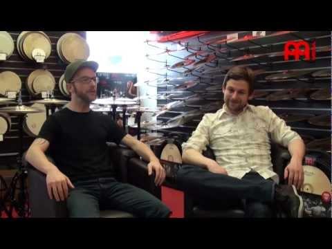 Interview mit Christian Vinne (Wallis Bird) und Thomas Fietz (Roman Lob) Teil 1