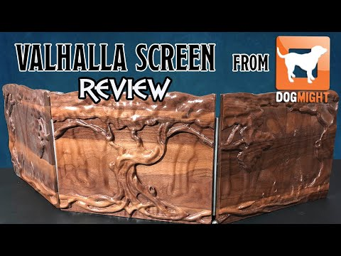 Dog Might Valhalla Screen 🌳 REVIEW