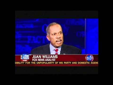 Bill O'Reilly interviews Juan Williams on NPR scandal.mp4