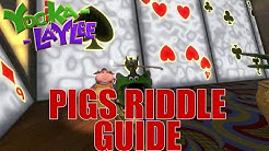 Capital Cashino Sir Scoffsalots Pigs Riddle Guide
