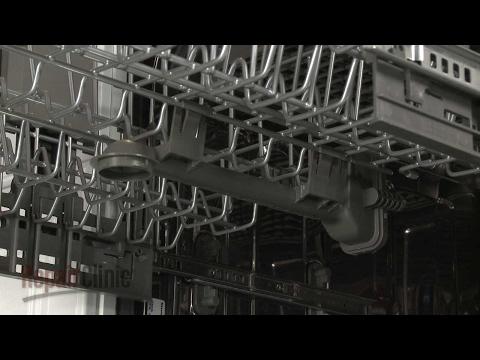 Upper Dishrack Manifold - KitchenAid Dishwasher Model #KDTE204EPA3
