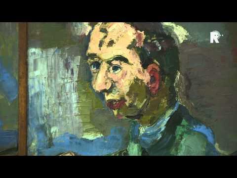 Oskar Kokoschka-expositie in Boijmans