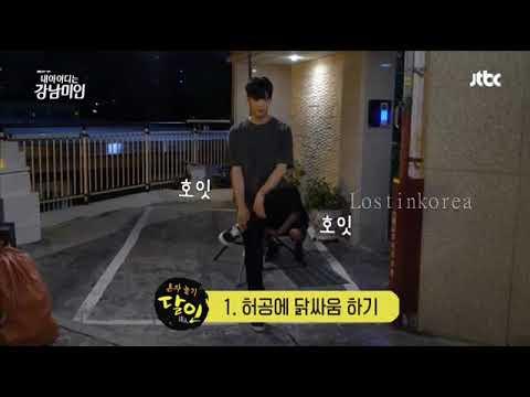 Hậu trường phim người đẹp Gangnam tập 9