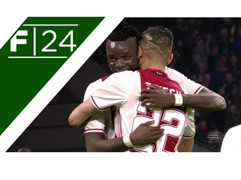 Highlights | Ajax 4-1 Heracles