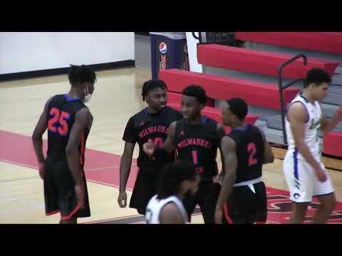 Milwaukee Area Technical College Athletics (2020-2021 Men's Basketball Season Highlights)