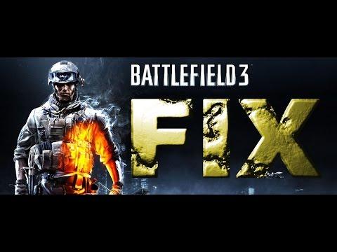 Battlefield 3 Black Screen & Graphics Options Freeze Fix ...