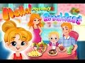 """My Family Breakfast Food """"Educational Games"""" Android Gameplay Video"""