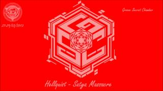 Hellquist - Satya Massacre