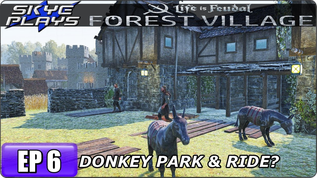 Life is feudal forest village фандом life is feudal mmo plati