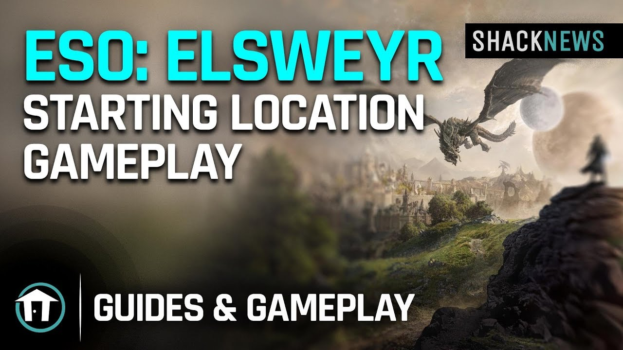 The Elder Scrolls Online: Elsweyr preview: Imagine Dragons