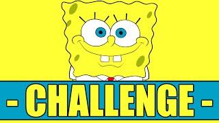 SPONGEBOB CHALLENGE (ITA)
