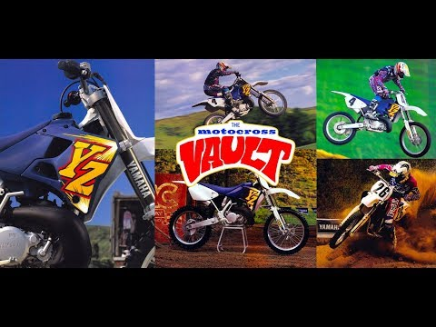 Classic Bike Review: 1996 Yamaha YZ250