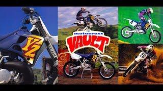 Classic Bike Review: 1996 Yamaha YZ250