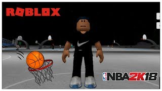 NBA 2K19 DEBUT ROBLOX