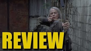 The Walking Dead Season 9 Episode 6 Review - Don't Mess With Carol & The Whisperers Have Arrived
