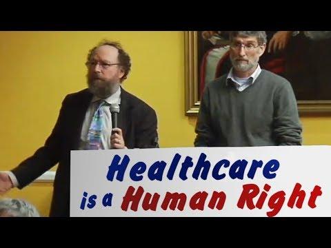 Bernie Sanders Single-Payer Healthcare System — by Economist Gerald Friedman