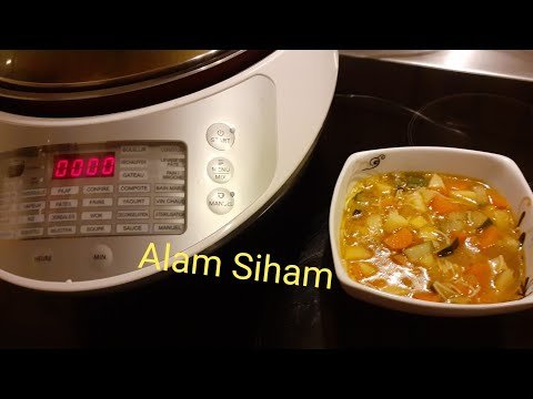 soupe-légumes-et-pâtes-simple-et-rapide-à-l'autocuisto