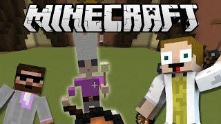 [GEJMR] Minecraft Minihry - Build Battle - Palačinky! Fireball a Poklad