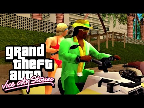 GTA: Vice City Stories - Mission #36 - Unfriendly Competition