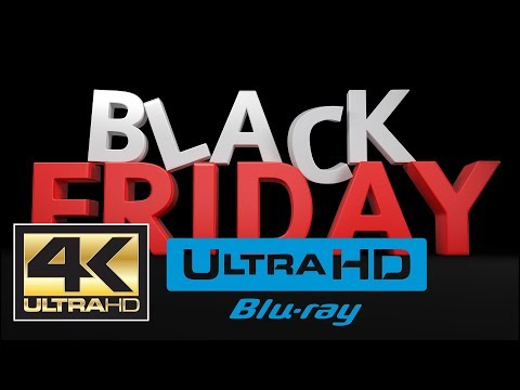 Best 4K Blu Ray Player Buying Advice for Black Friday & Holiday 2017